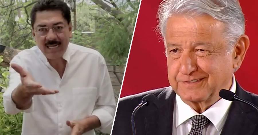 """Video: """"Necesitamos un PRI que le dé en la madre a Morena y AMLO"""": ex gobernador de Oaxaca"""