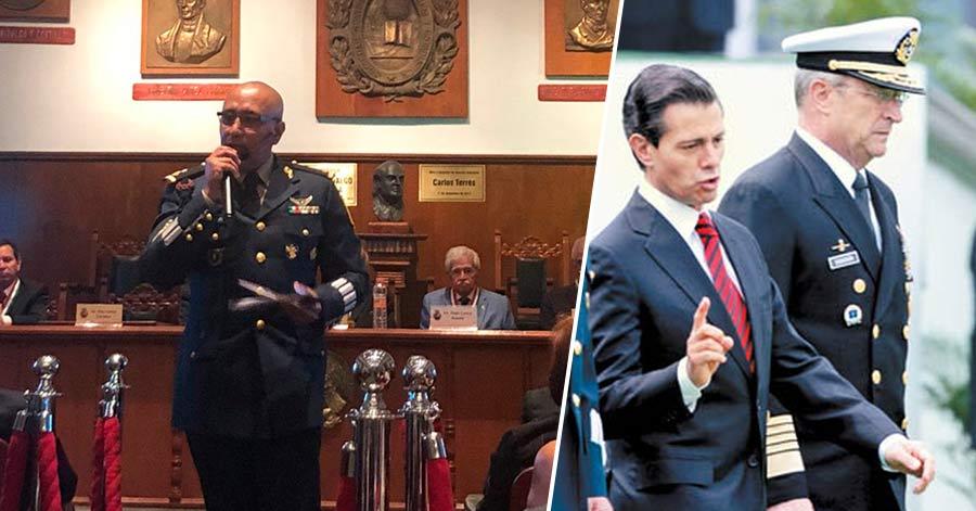 Ex militar revela a Aristegui que EPN y Osorio ordenaban tomas huachicoleras.