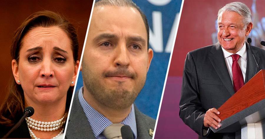 Oposición guarda silencio, luego que AMLO detuviera endeudamiento de PEMEX