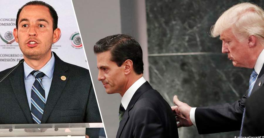 El PAN asegura que EPN fue mejor negociador y defensor de México en los embates de Trump.