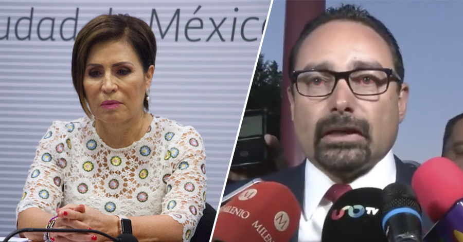 "Video: Abogado De Rosario Robles Dice Que ""La Justicia"