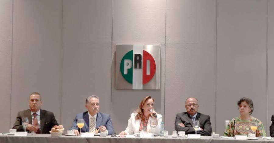 El colmo: El PRI acusa al PRI por hacer fraude en las elecciones internas del PRI