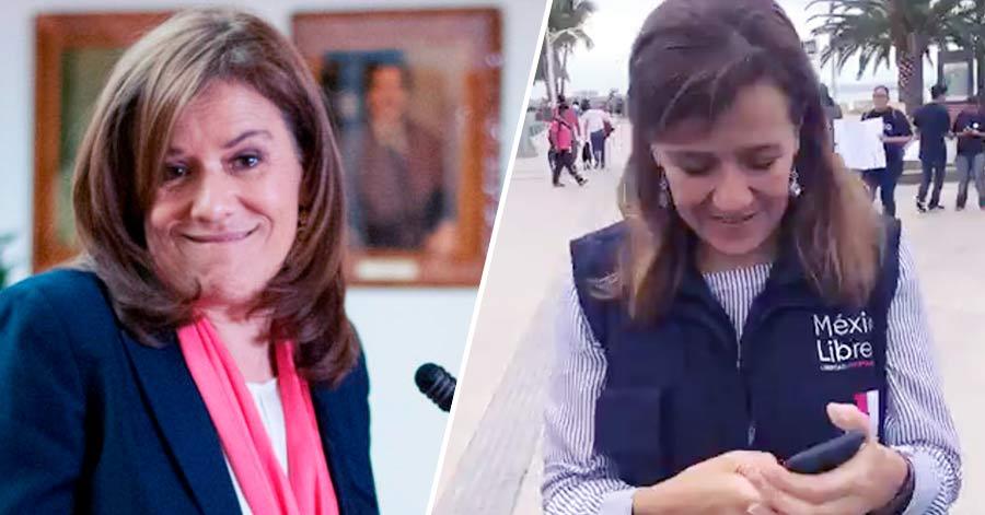 Esposa de Calderón suma 489,000 delitos electorales y así lograría tener su partido